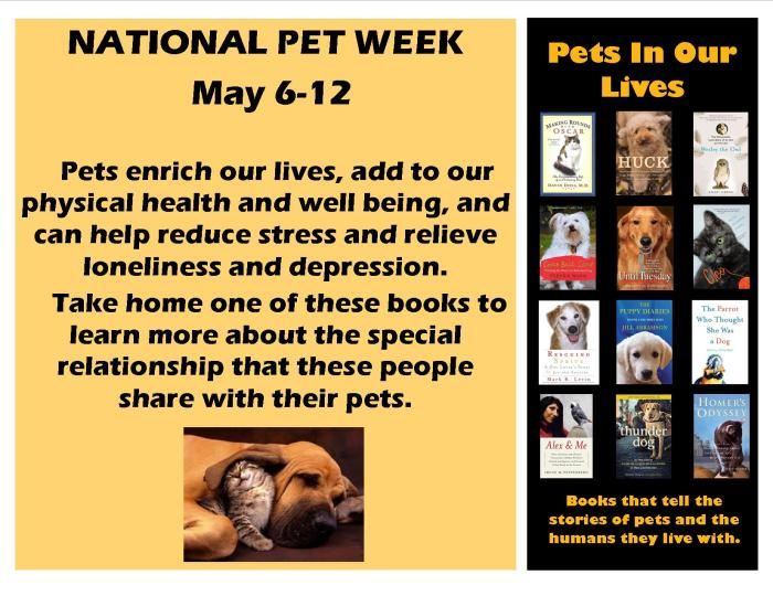 Pets In Our Lives