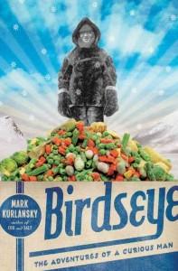 Birdseye Adventures of a Curious Man - Book Jacket