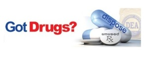 Got Drugs ---- Dispose of Unused Prescription Medications -  26 April 2014