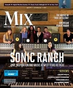 Mix magazine - April 2014