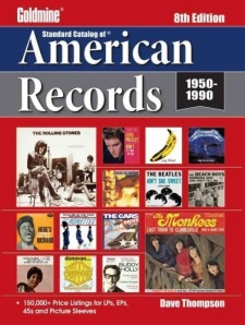Goldmine Standard Catalog of American Records 1950 - 1990