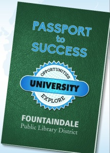 Passport to Success Univeristy Graphic