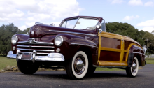1947 FORD SPORTSMAN CONVERTIBLE