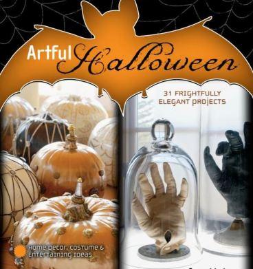 Artful halloween cover